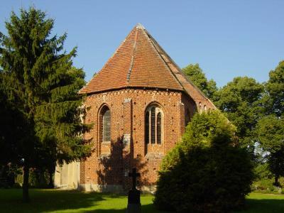 Kirche in Klinken