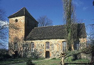 Dorfkirche Kleinbeeren im