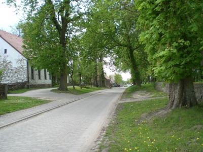 Dorfstraße Schönfeld