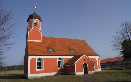 Evangelische Kirche Rückersdorf