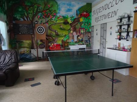 Kinder- und Jugendclub Reitwein  Foto: Info Punkt Lebus