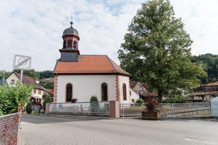 Ortsmitte Bergheim
