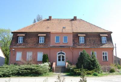 Das ehemalige Gutshaus in Craupe
