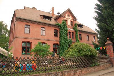 """Die Naturkita """"Sonnenblume"""" in Werchow. Foto: Archiv"""
