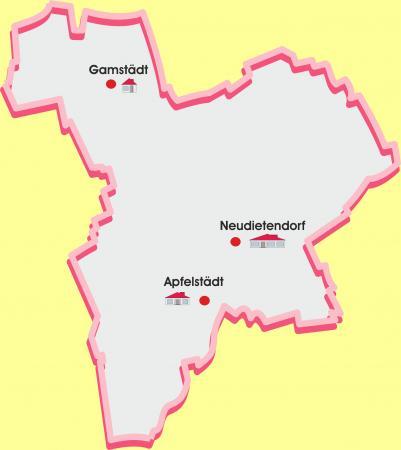 Kinder- und Jugendtreffs in der Gemeinde Nesse-Apfelstädt
