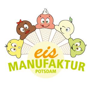 Logo von EISMANUFAKTUR POTSDAM