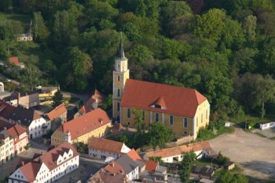 Evangelische Kirche ©Adelheid Engelmann