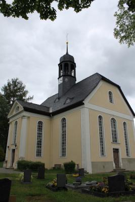 Kirche Hermannsdorf