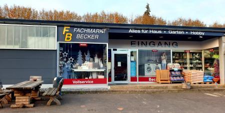 Fachmarkt Becker ©SonjaMüller