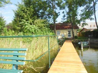 Ferienhaus direkt am Teupitzsee