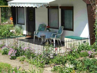 Ferienhaus Kurz mit Terrasse und gepflegter Gartenanlage