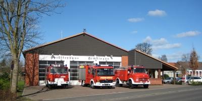 Feuerwehrgerätehaus Sprüttenhuus