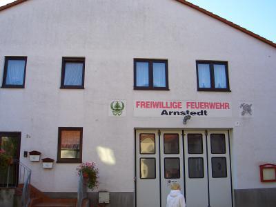 Feuerwehrgerätehaus Kirchweg 2 a
