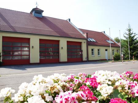 © Gemeinde Rangsdor - AL22 – Freiwillige Feuerwehr im Ortsteil Groß Machnow