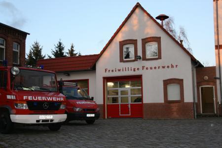 Ortswehr Schönerlinde, Foto: Gemeinde Wandlitz