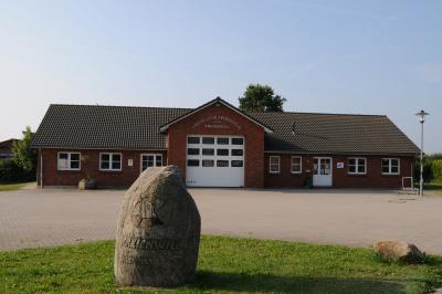 Feuerwehrgerätehaus Freienwill