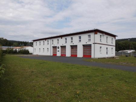 Feuerwehrgerätehaus Stadtlengsfeld