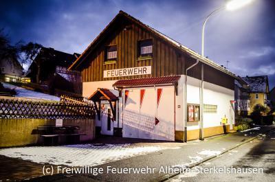 Feuerwehrgerätehaus Sterkelshausen