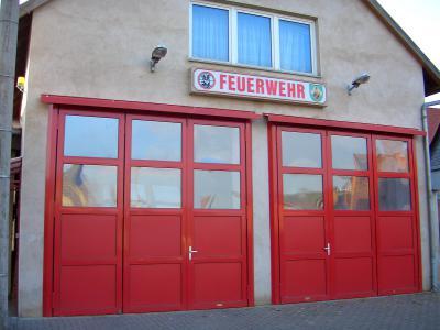 Ausbildungs- und Gerätehaus Kurze Str. 1 a