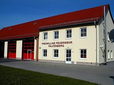 Feuerwehrgerätehaus Ortsfeuerwehr Stadt Falkenberg/E