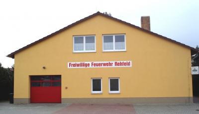Feuerwehrgerätehaus Ortsfeuerwehr OT Rehfeld