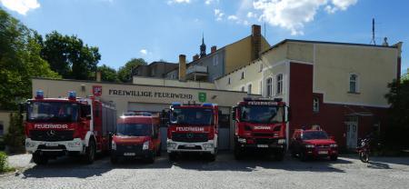 Feuerwehr Bad Muskau Stadt