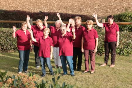 Vorstand Landfrauenverein Alfeld
