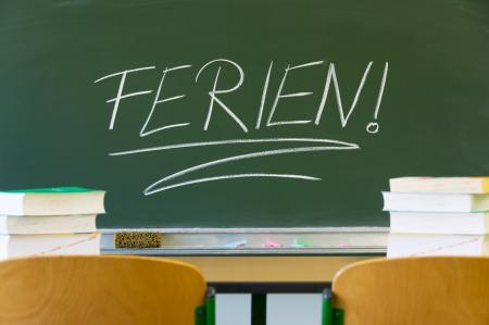»Ferien«   Foto: Fotolia