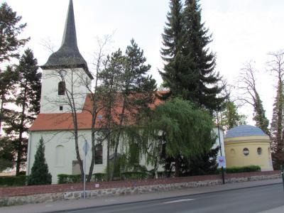 Fredersdorfer Kirche