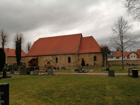 Gottesacker - oder Friedhofskirche