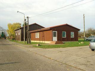 Feuerwehrhalle mit Versammlungsraum