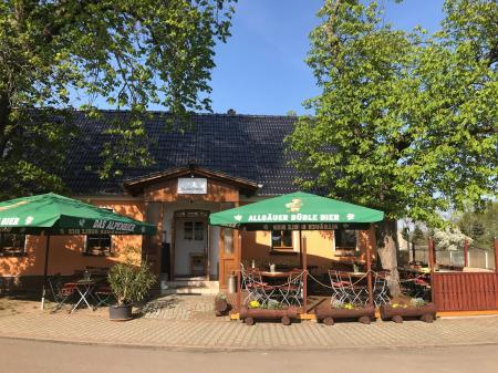Gasthaus Bomsdorf Vorderansicht