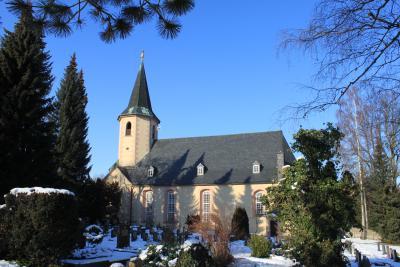Kirche in Gelenau