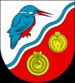Das Wappen der Gemeinde Geltorf