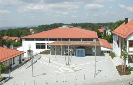 Gemeindehalle Wald