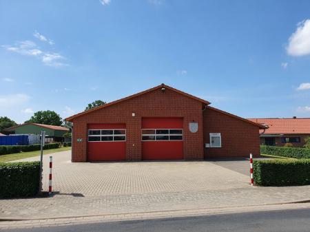 Feuerwehrgerätehaus Rethen
