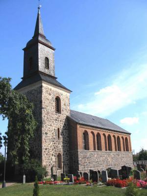Kirche Göhlsdorf