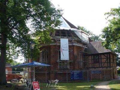 Ev. Stadtkirche Neustadt-Glewe, Schwammsanierung 2013-2015