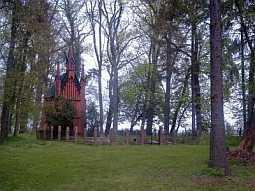 Erbbegräbnisstätte in Ringenwalde