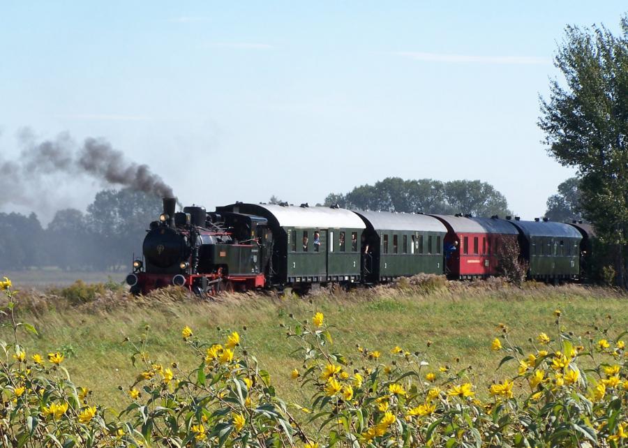 Die Gemeinde Wandlitz Berliner Eisenbahnfreunde E V