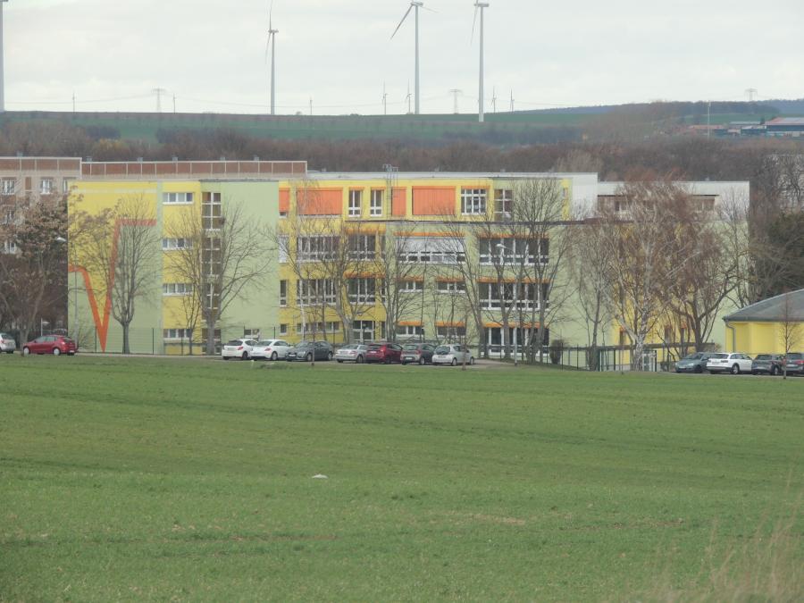 Querfurt Weihnachtsmarkt.Stadt Querfurt Weihnachtsmarkt Der Sekundarschule Quer Bunt