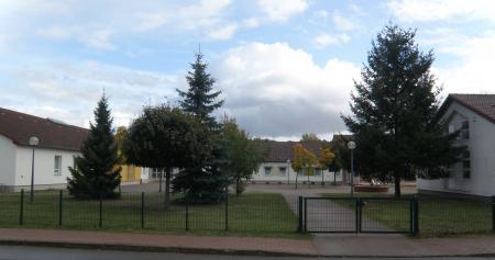 Eingangsbereich der Grundschule, Quelle: Grundschule Lübz
