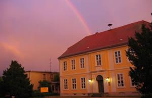 Stimmungsvoll: Gutshaus Protzen (Foto: Ledge-Paehler)