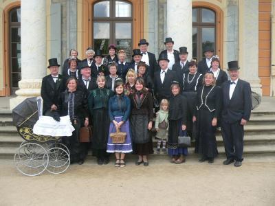 Heimatverein im Schlosspark Pillnitz