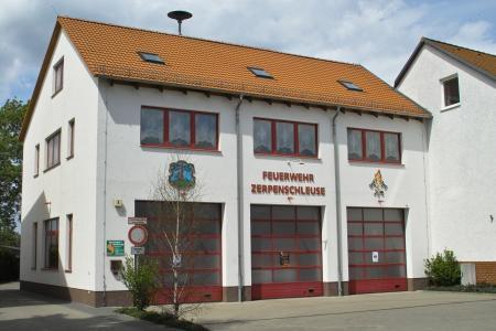 Ortswehr Zerpenschleuse, Foto: Gemeinde Wandlitz
