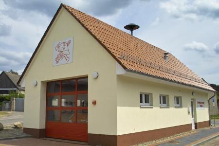 Ortswehr Prenden, Foto: Gemeinde Wandlitz