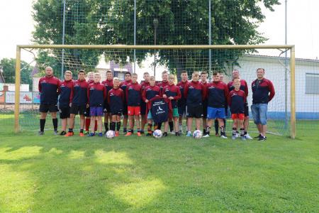 SG C-Jugend Förderstedt/Eggersdorf/Biere