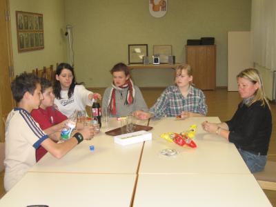 Treffen der Jugend