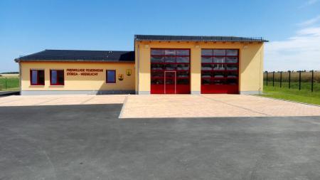 gemeinsames Feuerwehrgerätehaus Stürza-Heeselicht