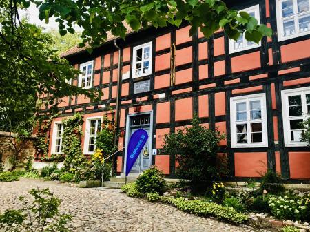 Geschäftsstelle im Reißiger-Haus in Bad Belzig